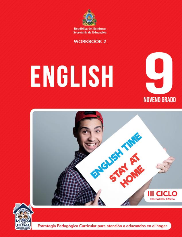 Cuaderno de Trabajo WorkBook 2 Ingles Noveno 9 Grado