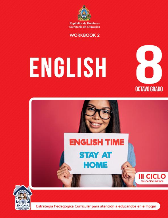 Cuaderno de Trabajo WorkBook 2 Ingles Octavo 8 Grado