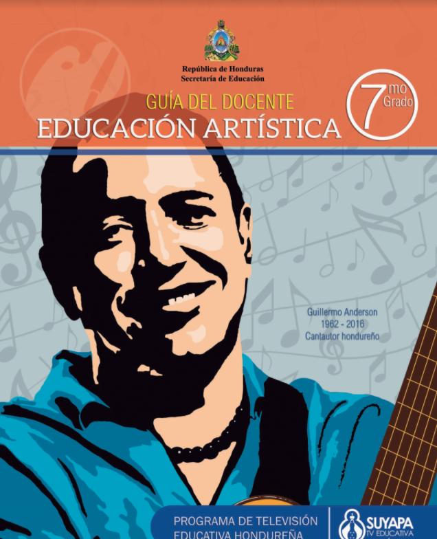 Educacion Artistica Septimo 7 Grado Honduras
