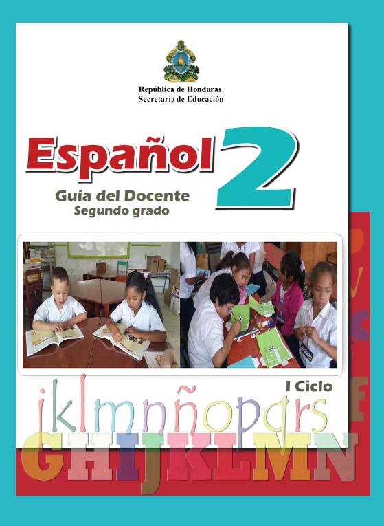 Guia del Docente Español 2 Segundo Grado Honduras