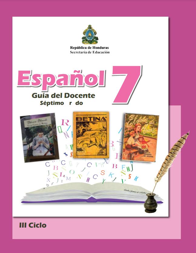Guia del Docente Español 7 Grado
