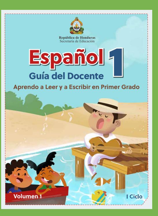 Guia del Docente Español Leo y Escribo en Primer Grado