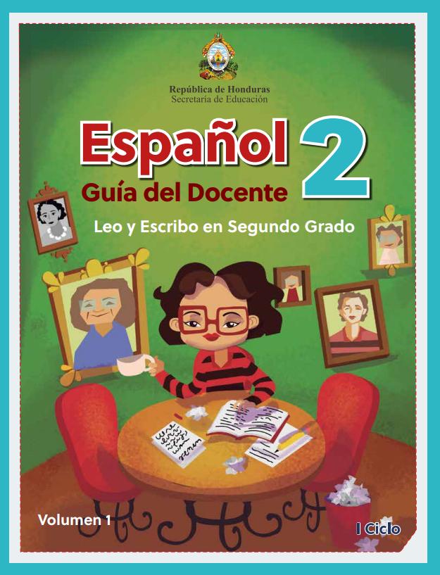 Guia del Docente Español Leo y Escribo en Segundo Grado