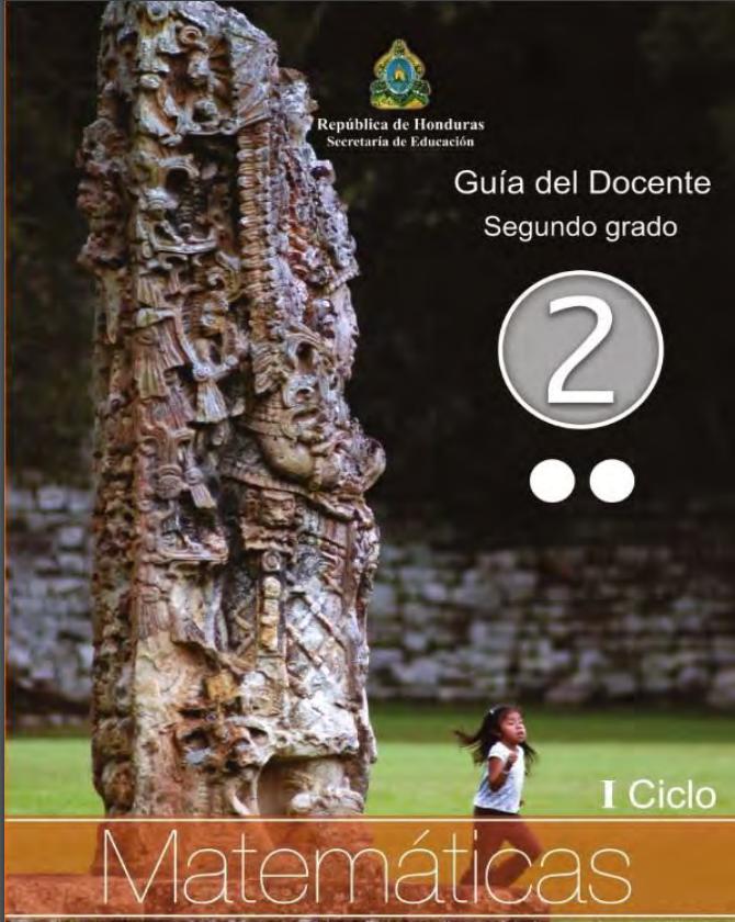 Guia del Maestro Matematicas 2 Segundo Grado Honduras
