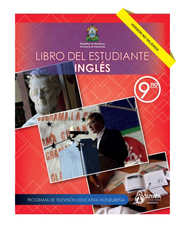 Libro de Ingles 9 Noveno Grado Honduras