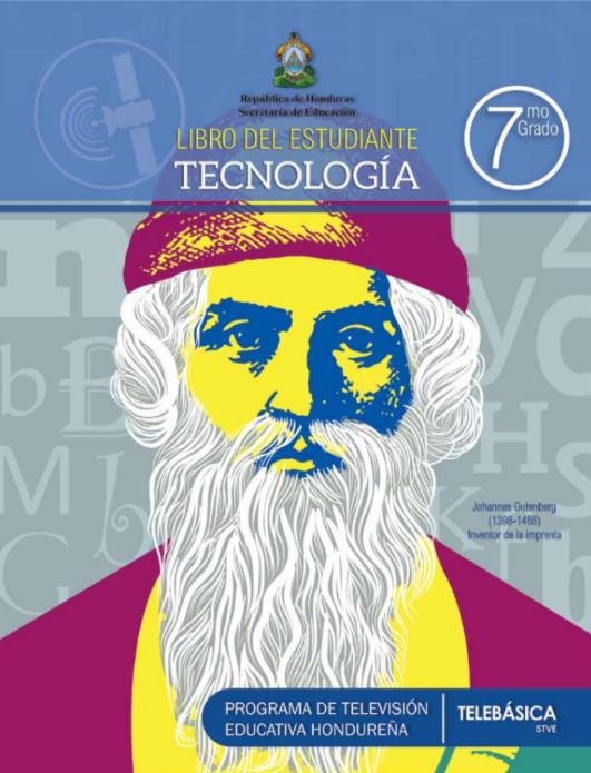 Libro de Tecnologia 7 Octavo Grado Honduras