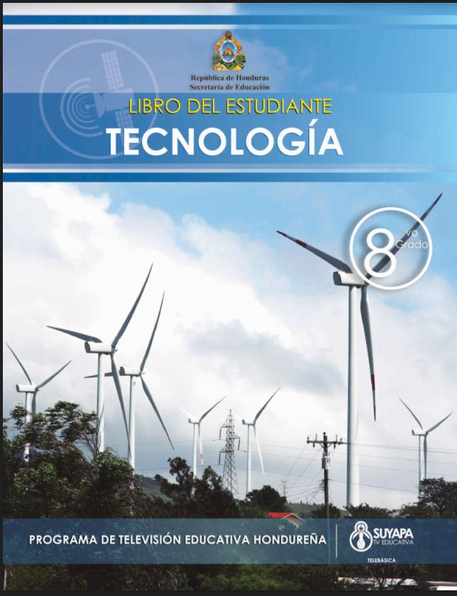 Libro de Tecnologia 8 Grado Honduras STVE