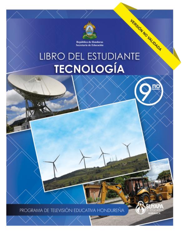 Libro de Tecnologia 9 Grado Honduras